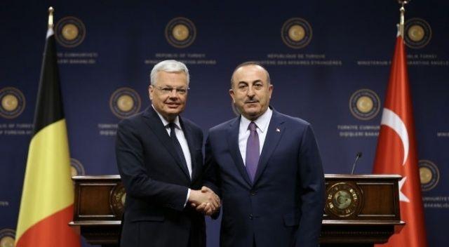 Belçika Dışişleri Bakanı: AB'nin Türkiye'ye ihtiyacı var