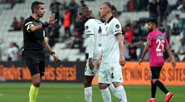 Beşiktaş, Kasımpaşa'yı 3 golle devirdi