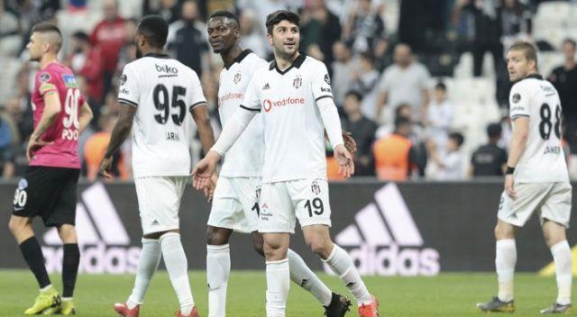 Beşiktaş, ligi 3. sırada tamamladı