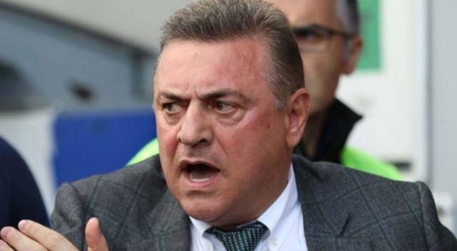 Çaykur Rizespor Başkanı Hasan Kartal'ın cezası belli oldu