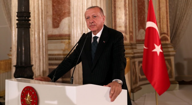 Cumhurbaşkanı Erdoğan'dan AKM mesajı: Opera binasını 2021'e yetiştireceğiz