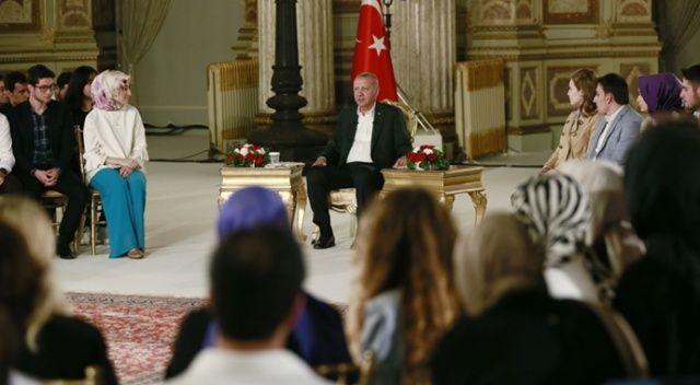 """Cumhurbaşkanı Erdoğan: """"S-400 konusunda geri adım atma gibi bir şey söz konusu değil"""""""
