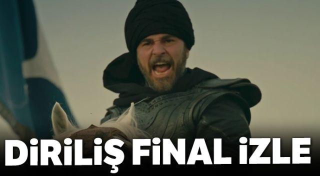 Diriliş Final Mi sezon finali mi? Diriliş 150 Son Bölüm izle, Diriliş TRT, Youtube, Puhu Tv izle, Diriliş Final mi yaptı?