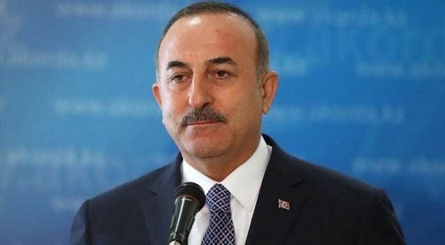 Dışişleri Bakanı Çavuşoğlu: Ülkemizin istikrarı, geleceği, bekası bakımından bu seçim önemli
