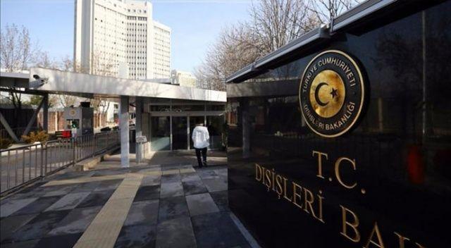 Dışişleri Bakanlığından ABD-Türkiye ittifakına yönelik açıklama