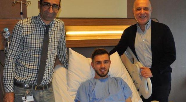 Emre Kılınç ameliyat edildi