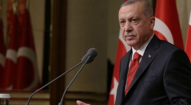 Erdoğan'dan Kılıçdaroğlu'na: Yargıyı hedef yapmak ahlaksızlıktır!