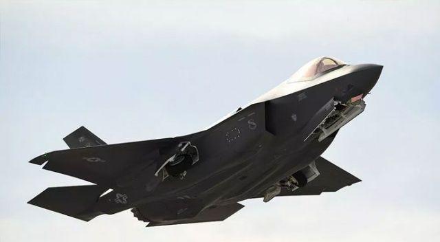F-35'ler için kurulan merkez tamamlandı