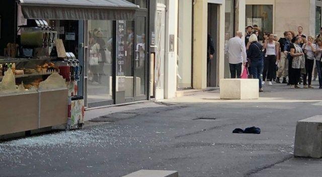 Fransa'da korkutan patlama: Çok sayıda yaralı var