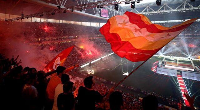 Galatasaray 22. şampiyonluk kupasını aldı!
