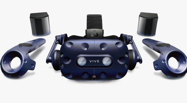 HTC'den yeni  VR gözlükleri