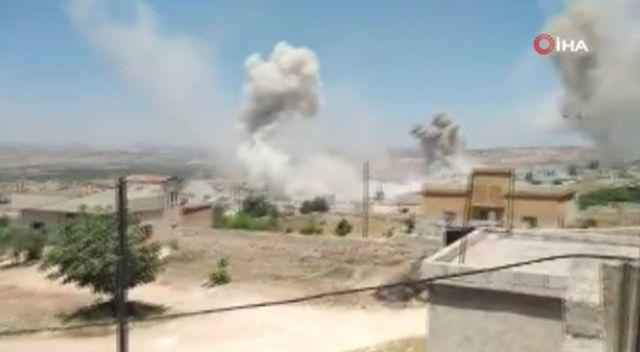 İdlib'de 1 ayda 568 sivil öldürüldü