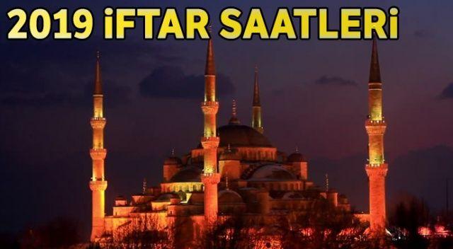 İftar Saati Ne Zaman, Akşam Ezanı Saat Kaçta Okunuyor   2019 Türkiye İFTAR SAATLERİ