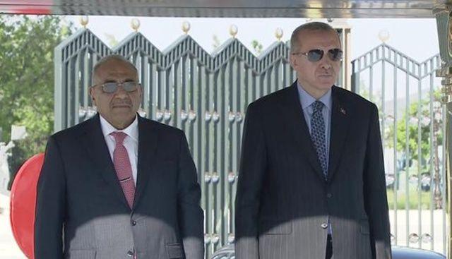 Irak Başbakanı Abdulmehdi Ankara'da