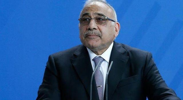 Irak Başbakanı Abdulmehdi Türkiye'ye gelecek