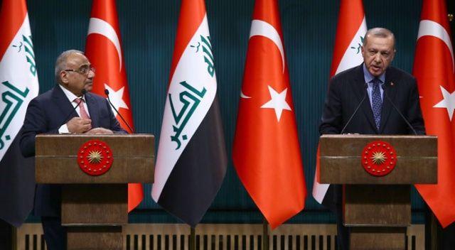 Irak ile askerî iş birliği kararı