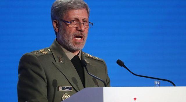 İran Savunma Bakanı: Biz Amerikan ve Siyonist cepheyi yeneceğiz