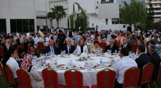 İskenderun'da şehit aileleri ve gaziler iftar yemeğinde buluştu