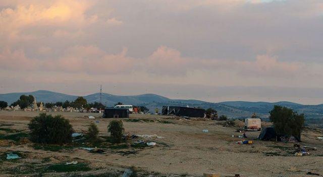 İsrail Filistin köyü Arakib'i 143'üncü kez yıktı