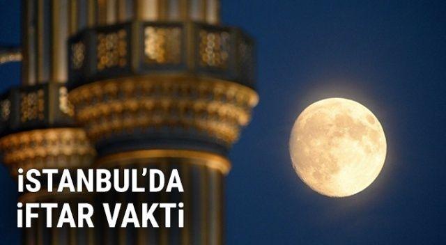İstanbul Akşam Ezanı Vakti | Akşam Ezanı Kaçta Okunuyor | İstanbul iftar Vakti 2019