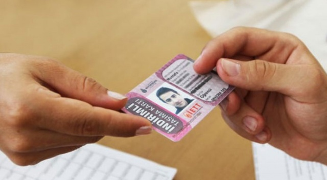 İstanbul'da öğrenci aylık mavi kart ücreti 40 liraya düştü
