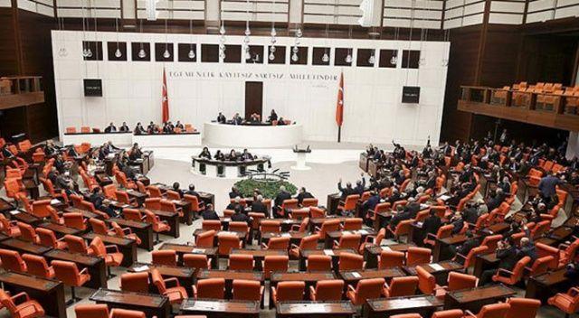 İYİ Parti Milletvekili Nuhoğlu'na iki oturum çıkarma cezası