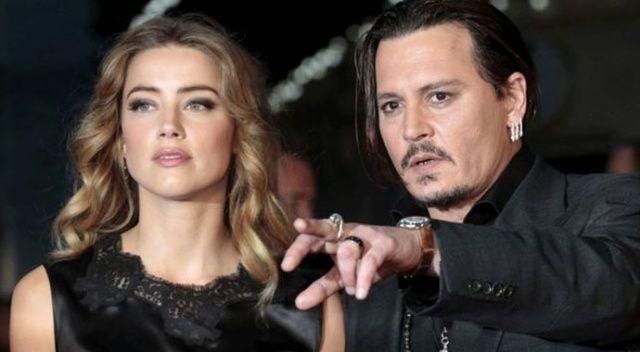 Johnny Depp, eski eşini kendisine şiddet uygulamakla suçladı