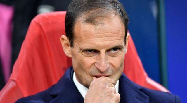 Juventus, Allegri'yle yollarını ayırdı!