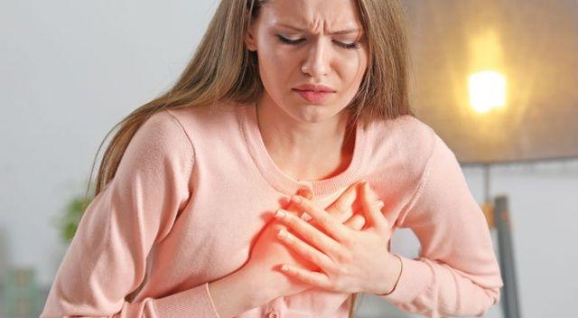 Kalp yetersizliği hastalarında zatürre riski