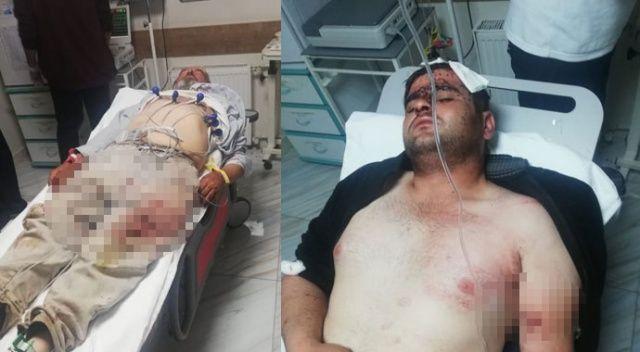 Karaman'da besicilerin mera kavgası kanlı bitti: 4 yaralı