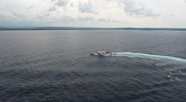 Kayıp balıkçıyı arama çalışmaları sürüyor