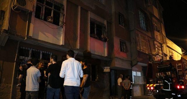 Kız kaçırma yüzünden bir kişinin evi kundaklandı