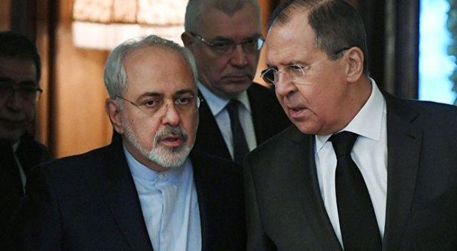 Lavrov Ve Zarif Görüşmesi Başladı