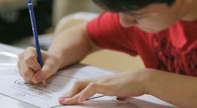Liselere giriş sınavı (LGS) belgesi yayınlandı