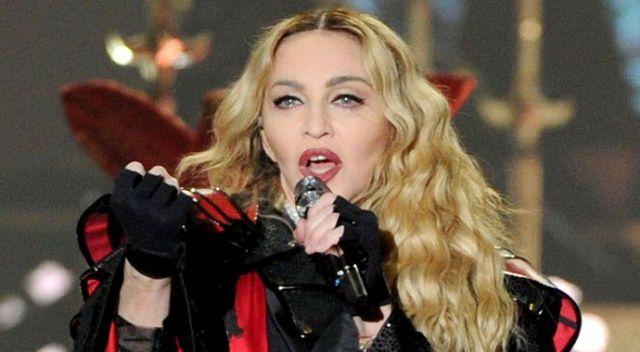 Madonna boykot çağrılarına rağmen İsrail'de
