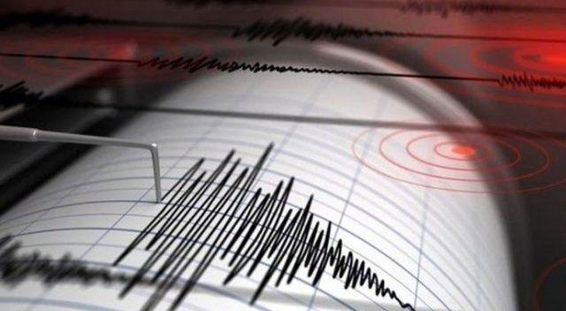 Muğla'da 3.9 büyüklüğünde deprem!