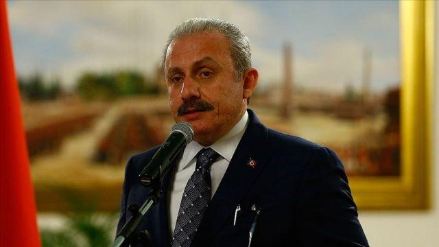 Mustafa Şentop'tan terör eylemi girişimi hakkında açıklama