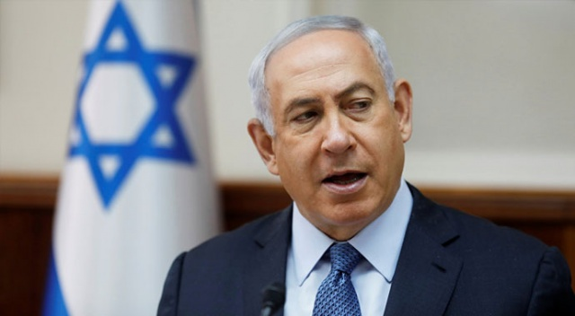 Netanyahu'dan İran'a karşı Arap ülkeleriyle iş birliği mesajı