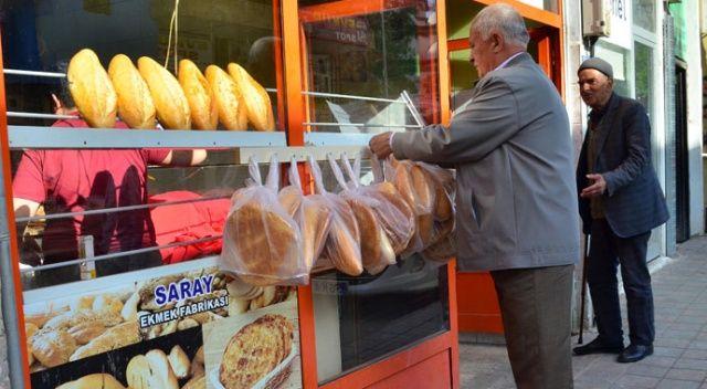 Ramazan'da askıda ekmek uygulaması