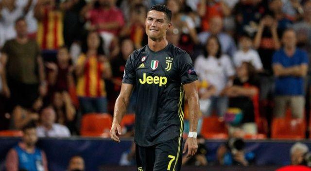 Ronaldo, Ramazan'da Filistin'i unutmadı