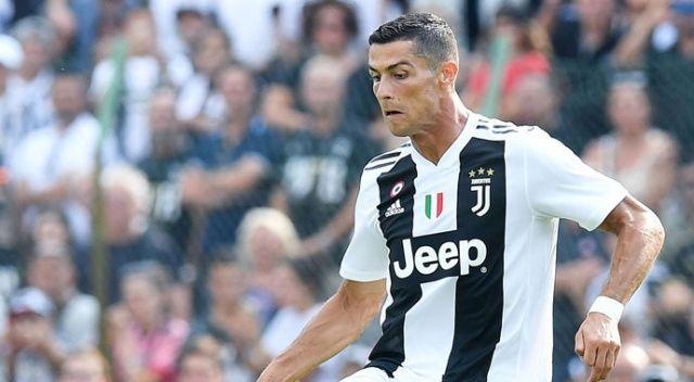 Ronaldo yine gönülleri fethetti! Filistin için 1,5 milyon euro