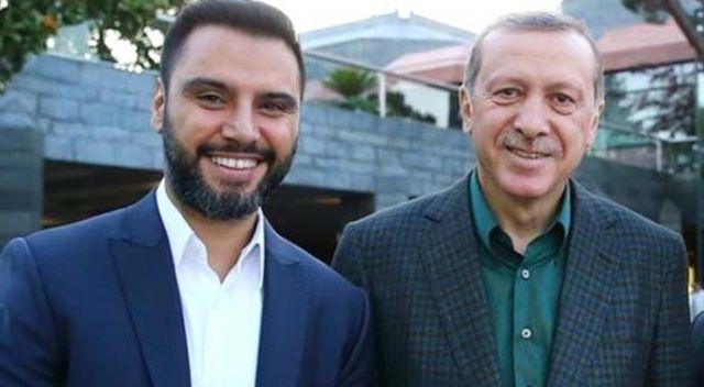 Şarkıcı Alişan'dan Erdoğan'a destek
