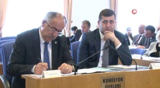 TBMM Plan ve Bütçe Komisyonu toplandı