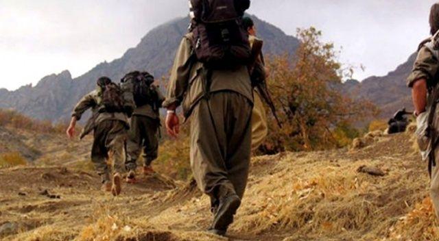 Teröristlere ait hedefler hava harekatıyla vuruldu