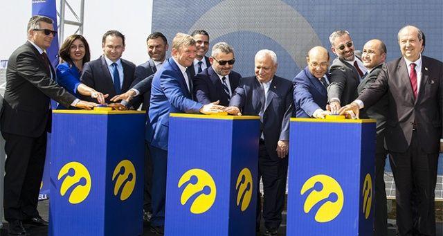 Turkcell'in ilk güneş enerji santrali Kuzey Kıbrıs'ta kuruldu