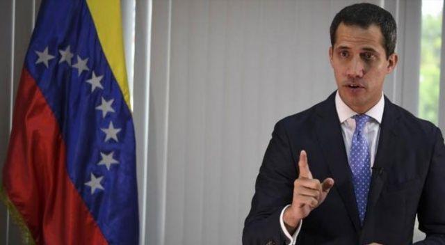 Venezuela'da muhalif Guaido, hükümetle müzakere ettiğini açıkladı
