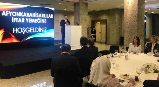 Veysel Eroğlu: İstanbul'u susuz bırakan zihniyete teslim etmeyin