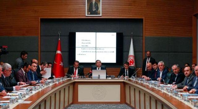 Yeni askerlik sistemi teklifi komisyonda