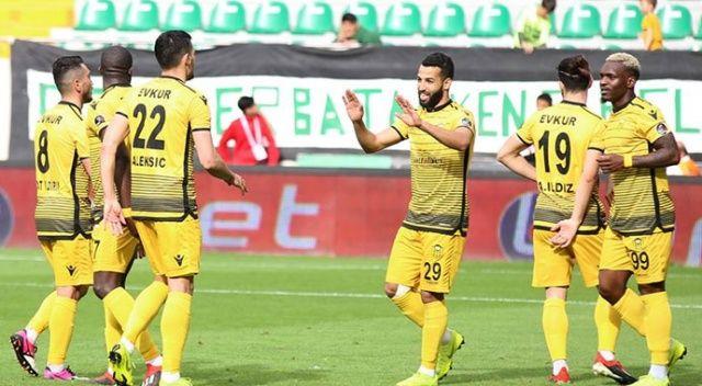 Yeni Malatyaspor'da Avrupa heyecanı