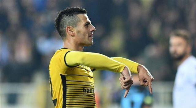 Yeni Malatyasporlu Aleksic'ten gol rekoru